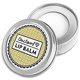 DOCTORS LIP BALM, Lippenpflege mit Bienenwachs,...