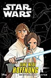 Star Wars: Episode IV - Eine neue Hoffnung: Die Junior Graphic Novel