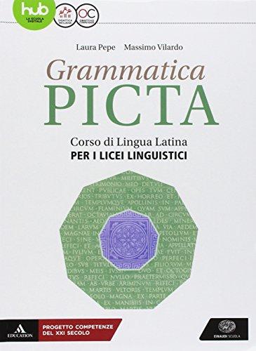 Grammatica picta. Vol. unico. Con Omnibus. Percorsi personalizzati di latino. Per il biennio del Liceo linguistico. Con ebook. Con espansione online