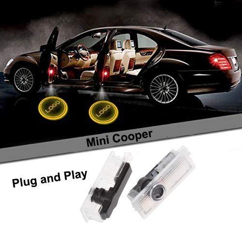 KNRAGHO Car Door LED Ghost Shadow Light /Highlander/4 Runner/Corolla/Venza/Tundra/Prius Lights