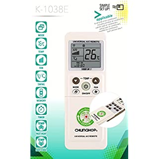 Universal Digital LCD A/C Air Conditioner Remote Control for Panasonic Samsung LG