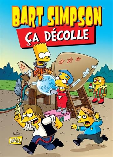 Bart Simpson, Tome 11 :