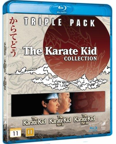Karate Kid 1-3 Box Set Collection