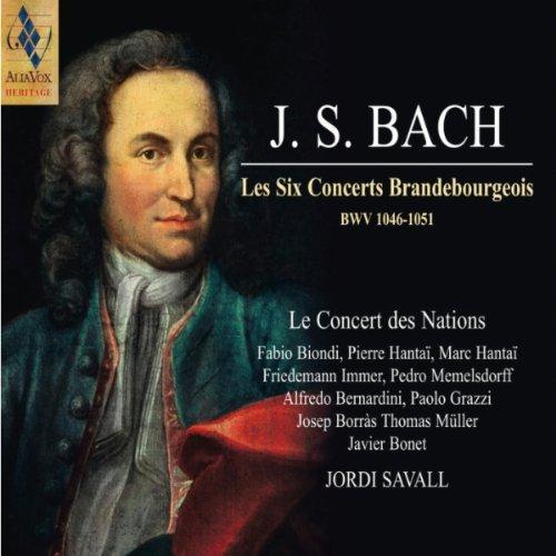Concerto IV, en Sol Majeur, BWV 1049 - I. Allegro