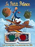 le petit prince le livre de coloriage en 3d