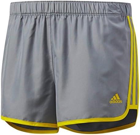 low priced 576e9 82a10 Adidas – Pantaloncini da Donna, Corsa M10, Cavallo 7,6 cm, Donna