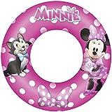 Bestway-25431 Minnie 91040, Color Rosa, 56 cm (91040000)