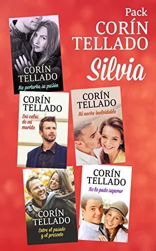 Pack Corín Tellado 1 (Silvia) de Corín Tellado