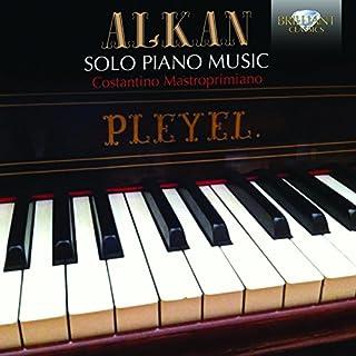 Alkan: Solo Piano Music