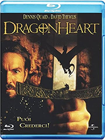 Dragonheart [Blu-ray] [Import anglais]