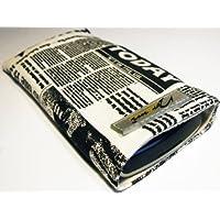 Norrun Handytasche / Handyhülle # Modell Nevelong # ersetzt die Handy-Tasche von Hersteller / Modell Nokia 8210 # maßgeschneidert # mit einseitig eingenähtem Strahlenschutz gegen Elektro-Smog # Mikrofasereinlage # Made in Germany
