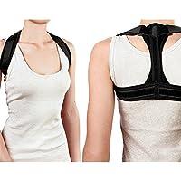 LJO Haltungs Korrektor Rücken-und Schulterstütze Bandage für Frauen und Männer, Hilft, Haltung zu Verbessern,... preisvergleich bei billige-tabletten.eu
