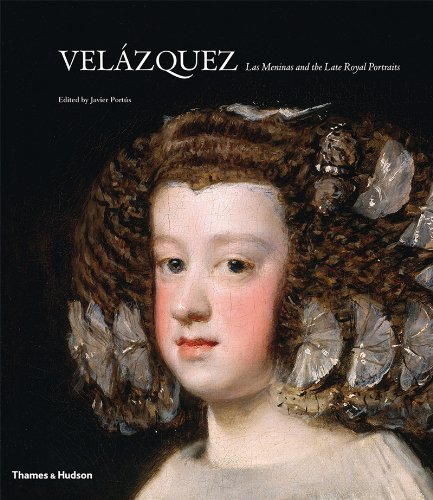 Portada del libro Vel??zquez: Las Meninas and the Late Royal Portraits by Port??s, Javier, Turina, Miguel Mor??n, Sommer-Mathis, Andrea (2014) Hardcover