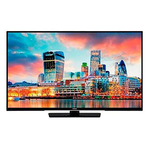 Hitachi 43hk4w64 Televisor 43 Lcd Direct Led Uhd 4k 1200hz Smart Tv Wifi Bluetooth Lan Hdmi Usb Reproductor Multimedia