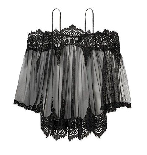 Dessous, Unterwäsche 2, Farbe 2 Black