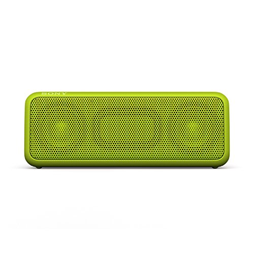 Sony SRS-XB3 Extra Bass Portable Wireless Speaker with Bluetooth and NFC (Light Green)