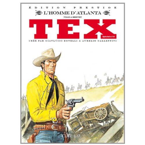 Tex spécial, Tome 10 : L'homme d'Atlanta