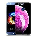 Head Case Designs Pinks Acryl Giessende Planeten Ruckseite Hülle für Huawei Honor 8 Pro