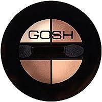 Gosh Eyeshadow Quattro Driftwood 22