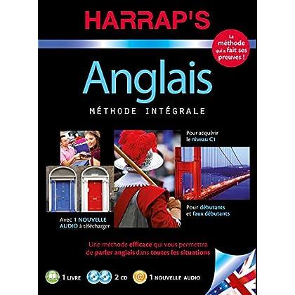 Harrap's Méthode Intégrale anglais 2CD+livre