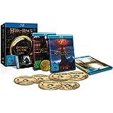 Der Herr der Ringe - Die Spielfilm Trilogie (Extended Edition) inkl. Kinogutschein für Hobbit 3 und Sammlermünze