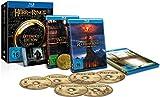 Der Herr der Ringe - Die Spielfilm Trilogie (Extended Edition) inkl. Kinogutschein für Hobbit 3 und Sammlermünze (exklusiv bei Amazon.de) [Blu-ray] [Limited Edition] -