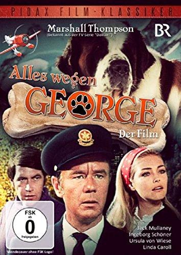 Alles wegen George - Pilotfilm zur erfolgreichen Fernsehserie (Pidax Film-Klassiker)