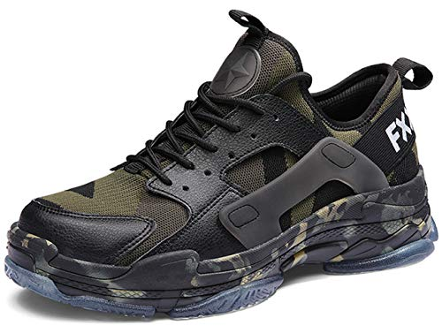 GJRRX Uomo Sneakers Scarpe da Sportive Corsa Running Sport Sneaker Casual Outdoor Tennis Scarpe da Ginnastica 39-44