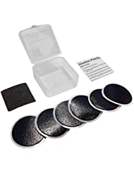 VeloChampion - Kit de 6 rustines autoadhesives - Puncture Repair Patches Self-Adhesive Pack of 6