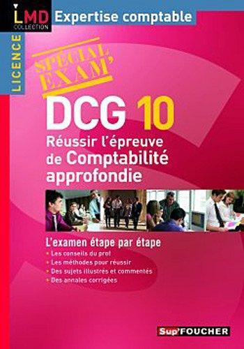 DCG 10: Réussir l'épreuve de Compt...