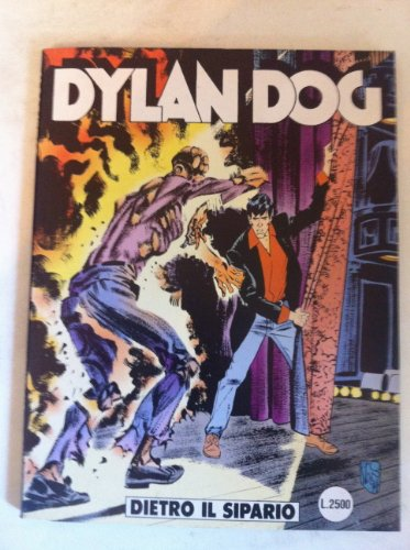 DYLAN DOG NUMERO 97 DIETRO IL SIPARIO SERGIO BONELLI EDITORE 1994 PRIMA EDIZIONE
