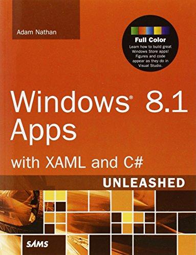 Preisvergleich Produktbild Windows 8.1 Apps with XAML and C Unleashed