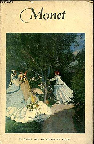 Claude monet 1840 1926 par Cogniat