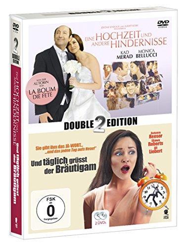 Comedy Double Pack 2: Eine Hochzeit und andere Hindernisse & Und täglich grüßt der Bräutigam (2-Disc Set)