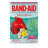 BAND-AID BANDAGES 20PK - DISNEY PRINCESS