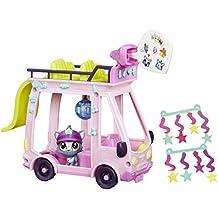 Littlest Pet Shop - Juguete infantil El Bus de las Pets (Hasbro B3806EU4)