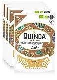 Paul's Finest Quinoa Graines Bio Précuit 7 x 200 g