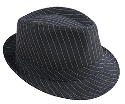 ptit-clown-40388-chapeau-tissu-adulte-borsalino-raye-noir-blanc