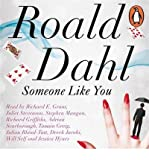 """Penguin Audiobooks presents a brand new recording of """"Someone Like You"""", Roald Dahl's first collection of his world famous dark and sinister adult stories, brought to life by an all-star cast including Julian Rhind-Tutt, Stephen Mangan, Tamsin Greig,..."""