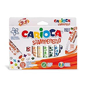 Carioca stempel marker b robedarf schreibwaren - Amazon stempel ...