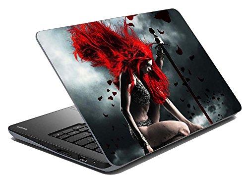 redhead-laptop-notebook-skin-sticker-cover-decalcomania-di-arte-adatto-141-pollici-a-156-pollici