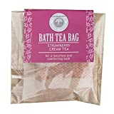 Bath Tea Bag (Strawberry Cream Tea)