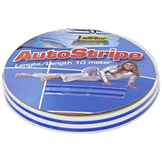 AUTOSTYLE Universal self-adhesive striping AutoStripe Cool270 - Blue - 2+2mm x 975cm