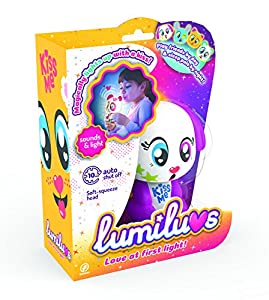 TIgerHead Toys, Ltd..- Perro Mascotas Electrónicas con Luz y Sonidos, Color Fucsia (LB0001A10)