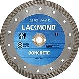 lackmond tb4.5spl 11,4kontinuierliche Turbo Rand Diamant Klinge für Schneiden Stein, TB4SPP