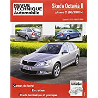 Revue Technique B763 Skoda Octavia II Ph.2 1.6 Tdi 105 Cr 06/09>