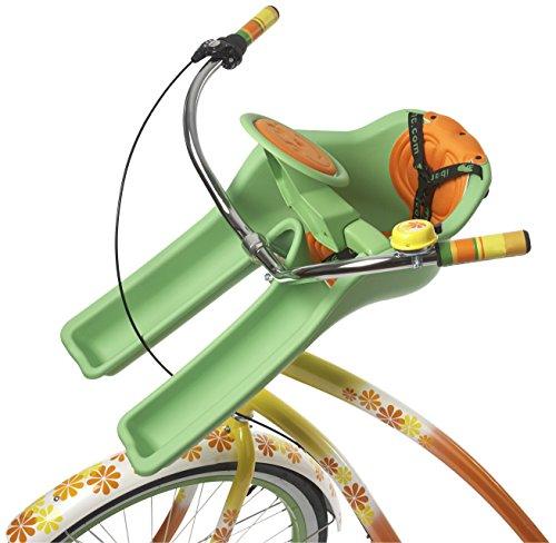 Silla de bebé para bicicleta parte delantera iBERT