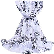 67dc7eeb52de 2018 l automne Hiver Foulard Rovinci Femmes Dames Mode Imprimé Doux Châle  Des Enveloppements Longue