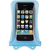 DiCAPac WP-i10 Unterwassertasche (iPhone, bis 10m wasserdicht, Schutz vor Wasser, Sand und Schnee, Schutzhülle, geeignet für iPhone SE / 5 / 4S / 4, iPod und andere kompakte Smartphones bis 12,5 x 7cm) transparent