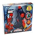 Marvel Ultimate Spiderman Aquablaster Gift Set - Bath Time Fun